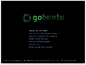 Gobuntu