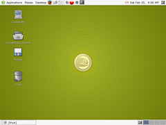 suse screenshot